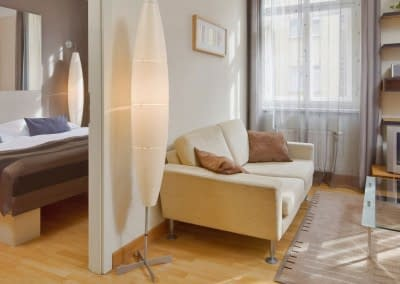 Mamaison Residence Belgicka Prague_One-bedroom-business-suite-6
