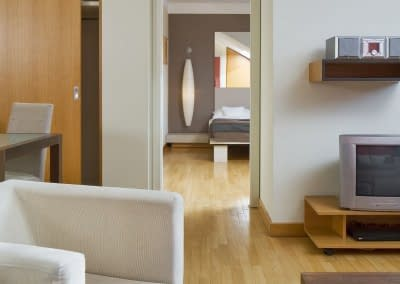 Mamaison Residence Belgicka Prague_One-bedroom-executive-suite-3